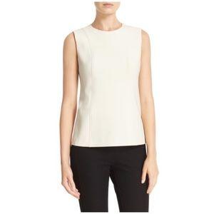 Theory • hadrienne pioneer seam detail top shirt